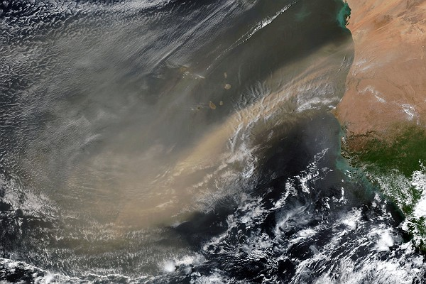 Saharan Air Layer
