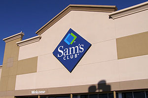 Retail Sams Club
