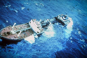 1976 Argo Merchant Oil Spill