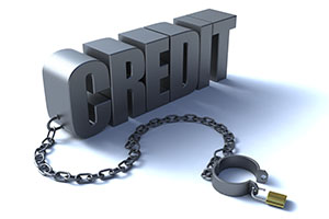 3D Shackled Credit