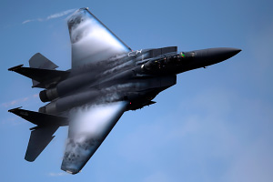Air Force F 15E Strike Eagle Fighter