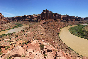 Bowknot Bend of the Green River