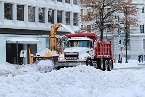 City Blizzard Cleanup