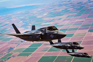F 35B Lightning II Joint Strike Fighters