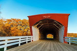 Hogback Covered Bridge