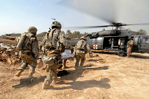 Medical Evacuation In Iraq