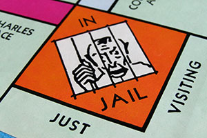Monopoly In Jail