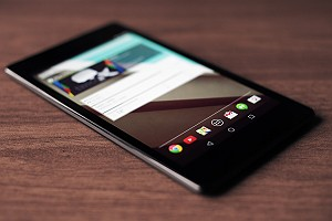 Nexus 7 with Android 5