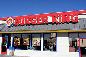 Retail Burger King