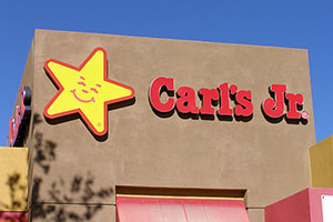 Retail Carls Jr