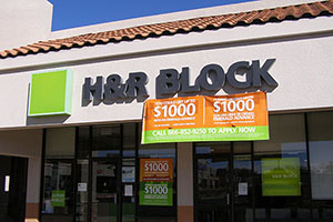 Retail H&R Block