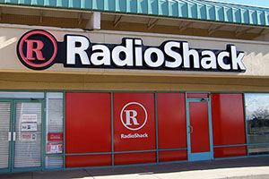 Retail Radio Shack