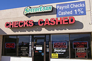 Retail SpeedyLoan