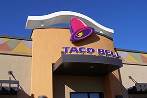 Retail Taco Bell