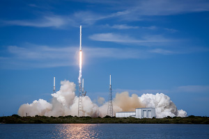 SpaceX CRS 6 Launch