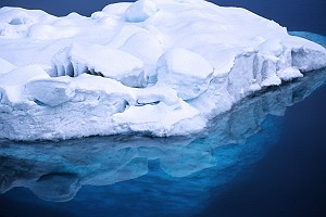 Submerged Iceberg