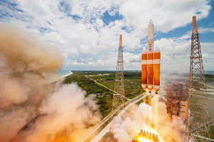 United Launch Alliance Delta IV Heavy
