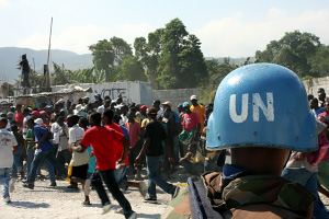 United Nations Haitian Support