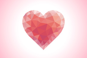 Vector Geometric Heart