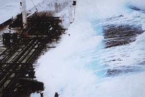 Vintage 60 Foot Rogue Wave