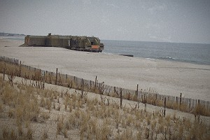 World War II Coast Artillery Bunker